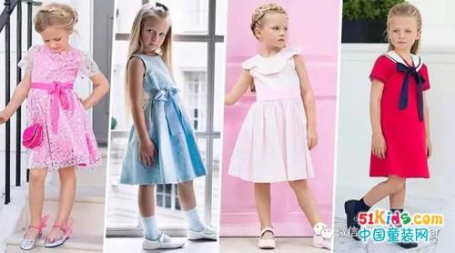 天生的「公主范」,小萝莉的裙装时尚show!