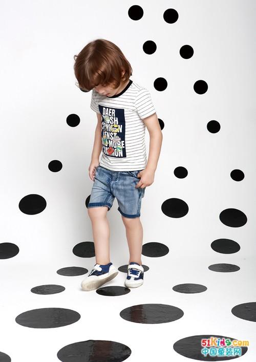 塔哒儿童装,不一样的材质穿出不一样的情怀!