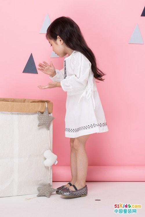 优果贝贝童装 把休闲裙穿出韵味!