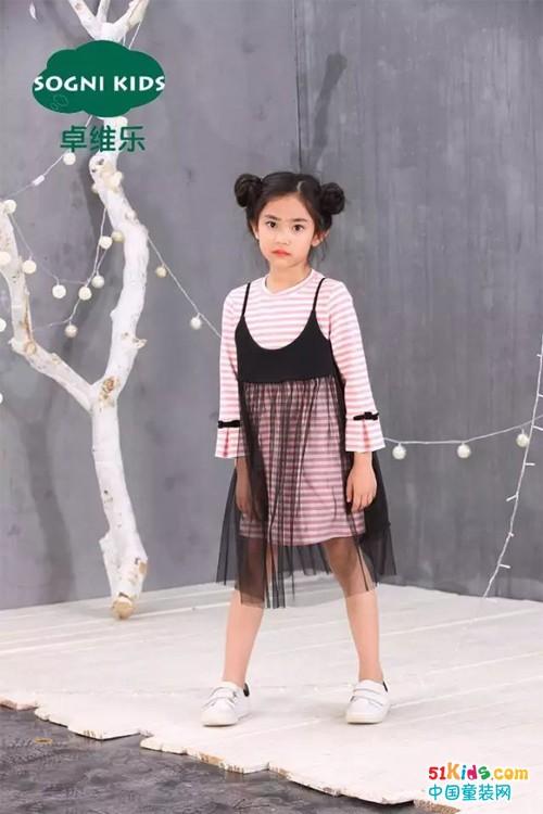 卓维乐童装:时尚就要健康&潮流!