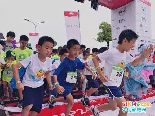 Balabala杯Mini马拉松-释放孩子天生好动的闪亮时刻