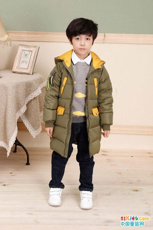 冬季时尚的正确打开方式 班吉鹿童装给你更多惊喜!