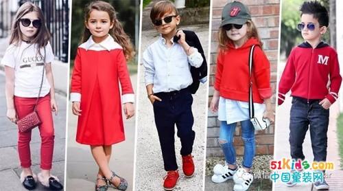穿好红色单品,潮娃也能秀出自信奔放的时尚感!