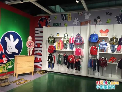 迪士尼童装品牌总代理诚招加盟商