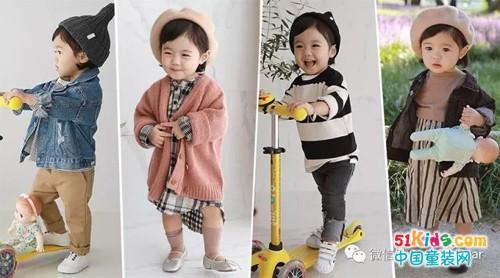 2岁萌妞的简约休闲风穿搭,有这样可爱的女儿也太幸福啦!