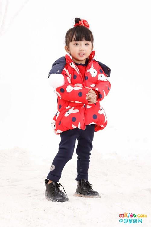 班吉鹿童装:让宝贝做一枚出色的小红人!