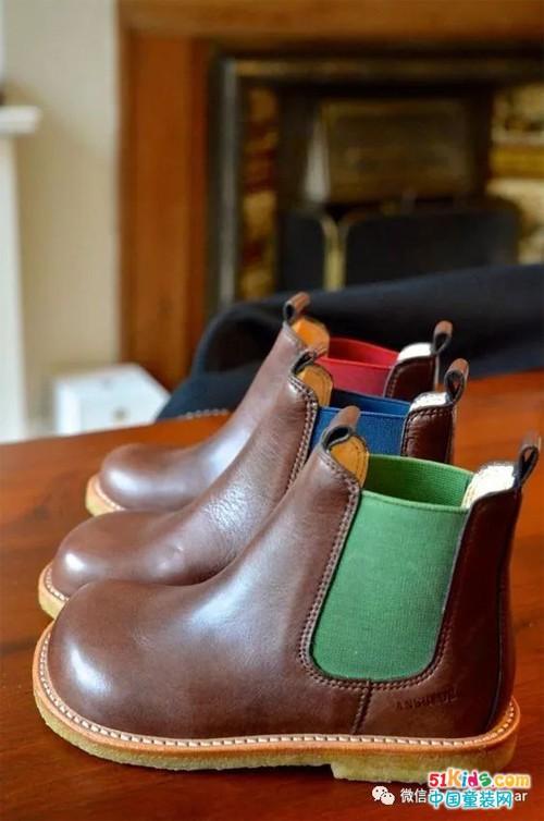 潮娃们的秋冬必备鞋款——切尔西靴