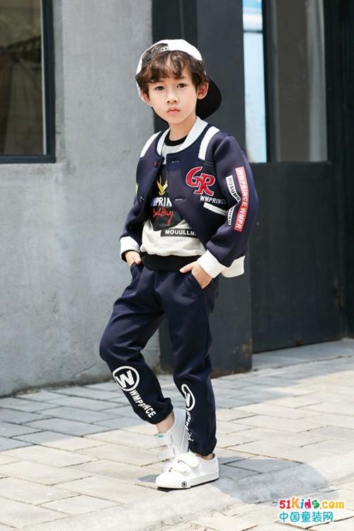 帅很重要,西瓜王子童装让你有帅又潮!