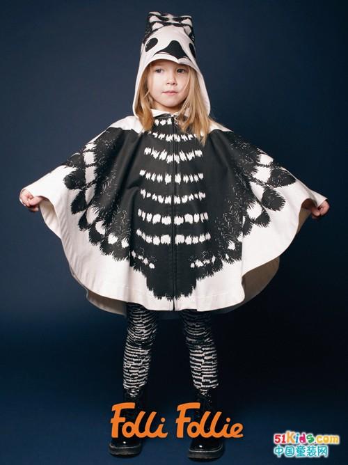 留住童年好时光,Folli Follie童装秋冬款绚丽登场!