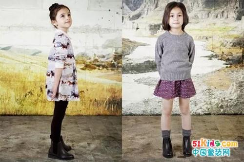 法国高端童装品牌Quenotte,带你领略经典法式复古元素