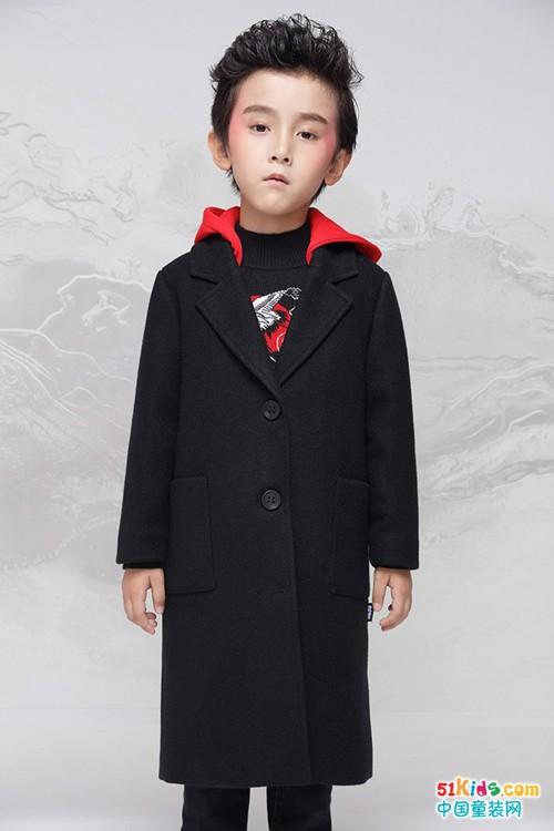 潮男必备,JOJO童装穿出暖暖的时尚品味!