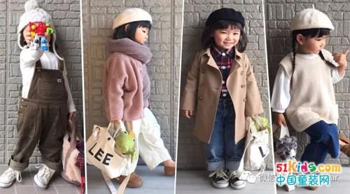 小小年纪就这么潮,3岁百变萝莉的时髦穿搭