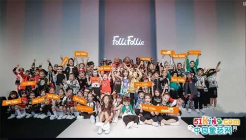 Folli Follie·怪果来袭,参加中国国际时装周,萌翻天了