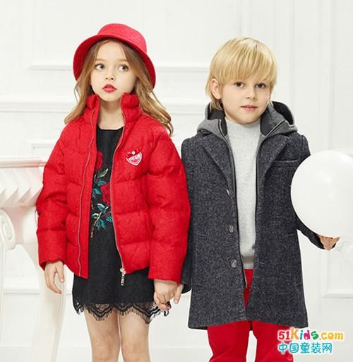 大格局大情调,IKKI(安娜与艾伦)童装如此美妙!