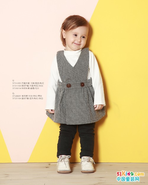 温暖+时尚,幼童最爱Dardaer塔哒儿童装!