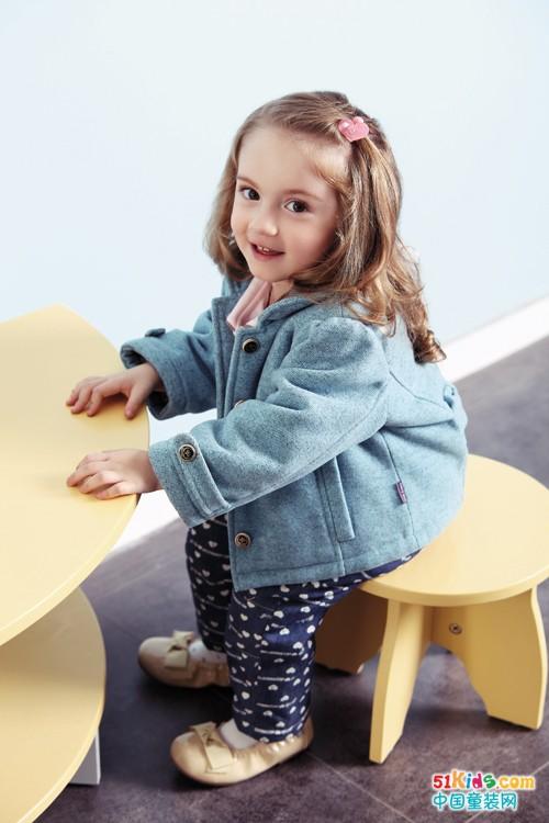 路西米儿婴童装教你一招,幼童穿出时尚潮范!