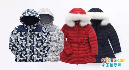 ELANDKIDS丨羽绒服冬季大放送 暖心节奏有没有