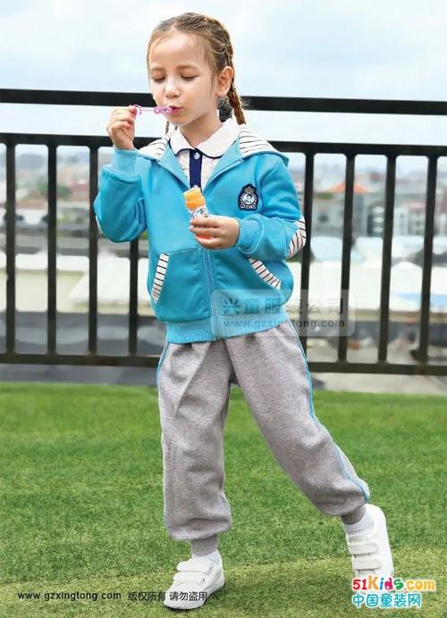 兴童冬季最新款式幼儿园校服—保暖又时尚
