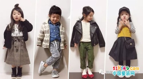 会穿还会摆pose,3岁小甜妞Seina的日常时髦穿搭!