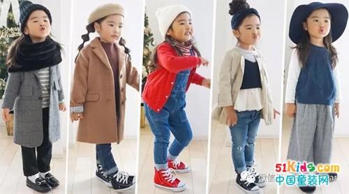 """3岁""""时尚精""""的冬季潮搭配,家有女宝就给她这样打扮!"""