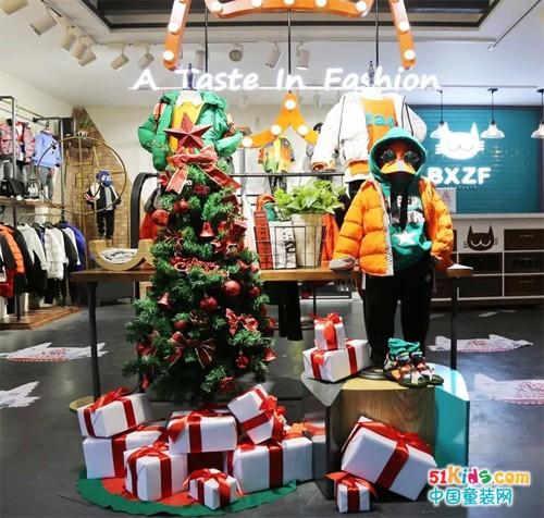 """圣诞,让店铺再次""""诞生"""",焕然一新!"""