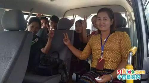 让善行成为一种习惯丨唯路易大爱在行动花开缅甸