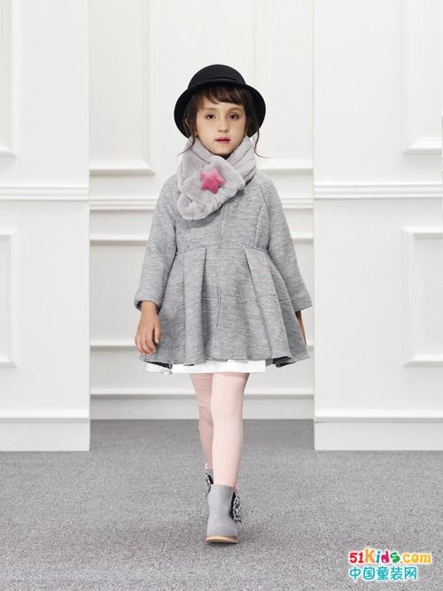 IKKI童装:扮出冬日里最美的小精灵!