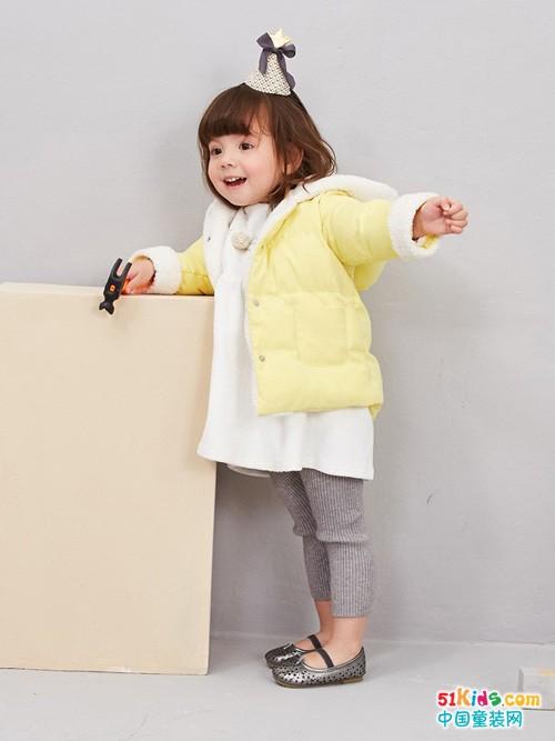 扮靓有方 低幼宝宝喜欢的优果贝贝童装!