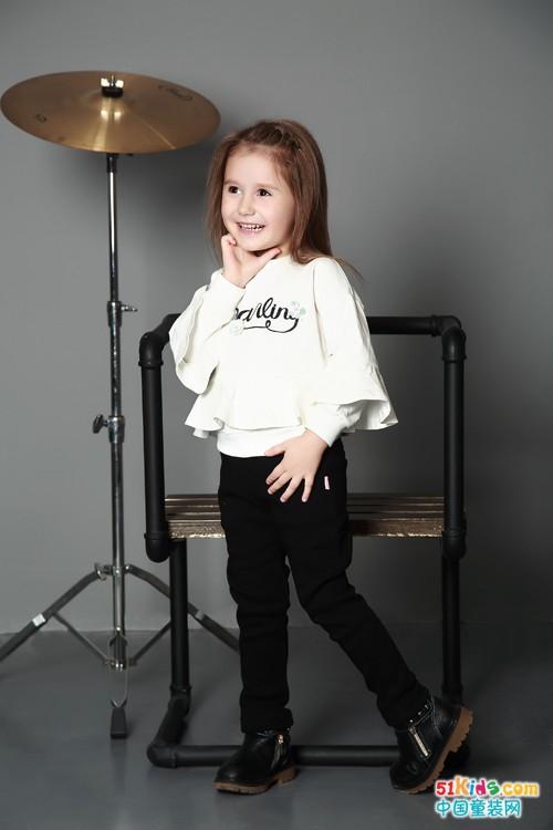 简约时尚的塔哒儿童装,让你如此漂亮!