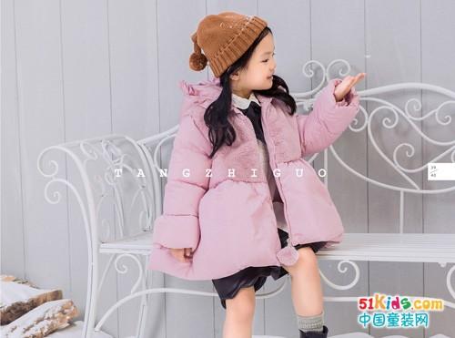 糖之果新款冬季童装系列 冬日里的一道暖阳!