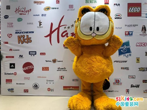 BABiBOO与万众期待的中国第三家Hamleys旗舰店齐贺开业!