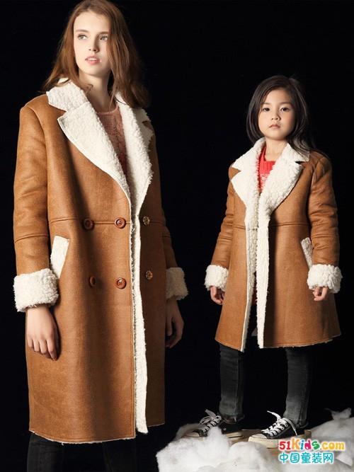 天使舞台亲子童装 这样的套装可以提升魅力!