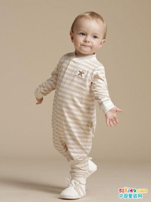 本色棉婴童装,宝宝最美的姿态是时尚+健康!