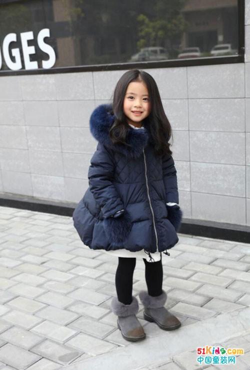 有一种高雅时尚,叫茶子树童装!