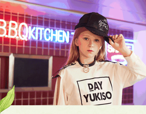 Yuki So 2018 spring:带你收集春天!