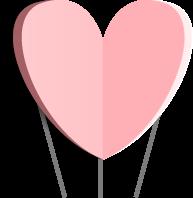 卡米尼童装和你一起度过这个浪漫而甜蜜的情人节