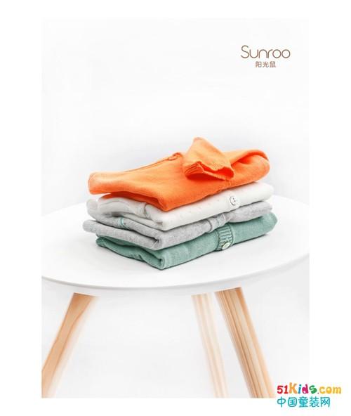 针织衫,给宝宝一份春天里的柔美呵护