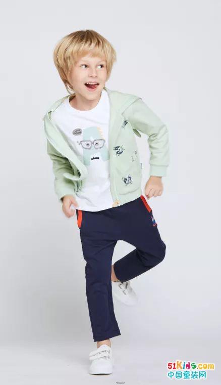 ABC KIDS:穿上新衣,我们踏青去!