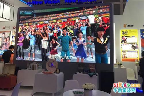 """""""虹猫蓝兔""""、""""笨狼""""、""""疾风劲射""""齐齐亮相2018香港影视展!"""