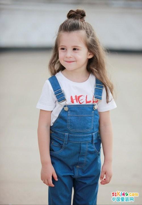 蜜露珂娜童装丨小小的我有大大的梦想