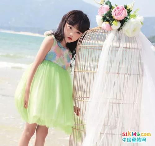 威斯米童装新品上市丨每个女孩都想要的公主梦