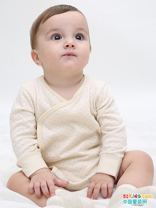 植棉制婴童装