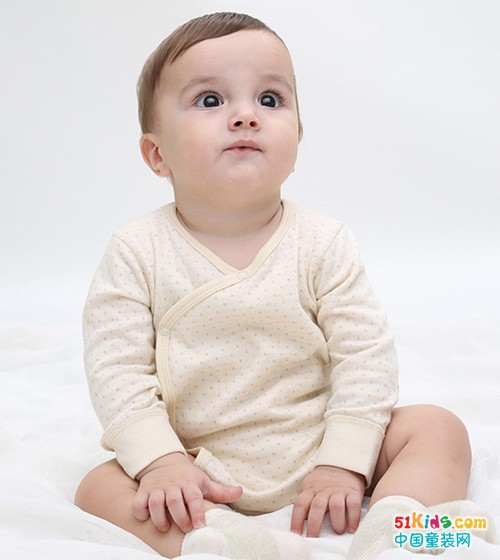 植棉制婴童装 来自大自然的呵护