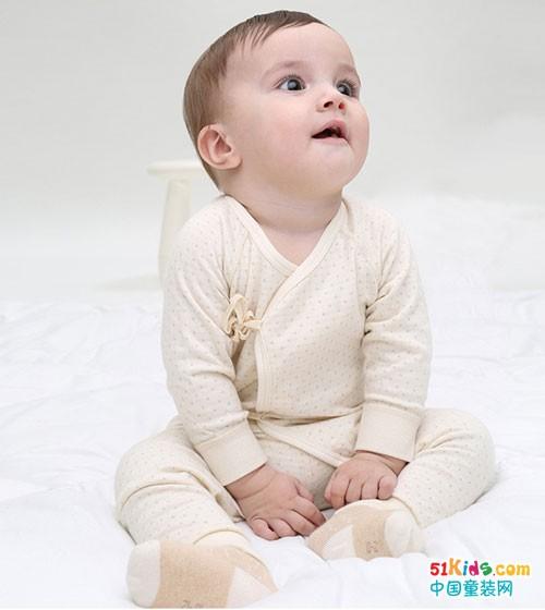 植棉制童装 自然的才是最好的