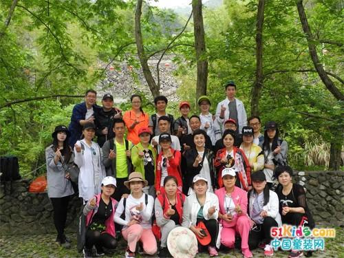 棵棵树团队绿色徒步泽雅古道,致敬世界地球日