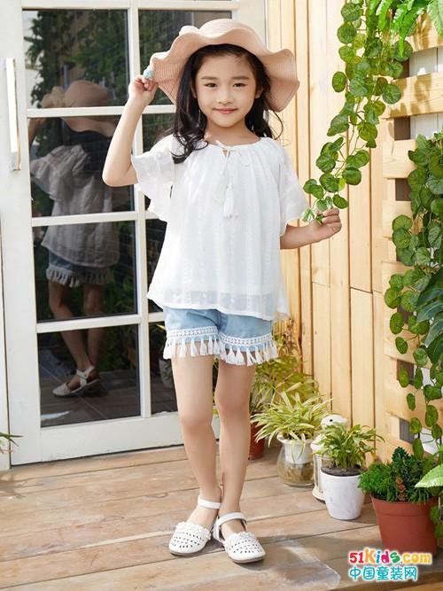 西瓜王子童装 夏天的色彩不只是甜美