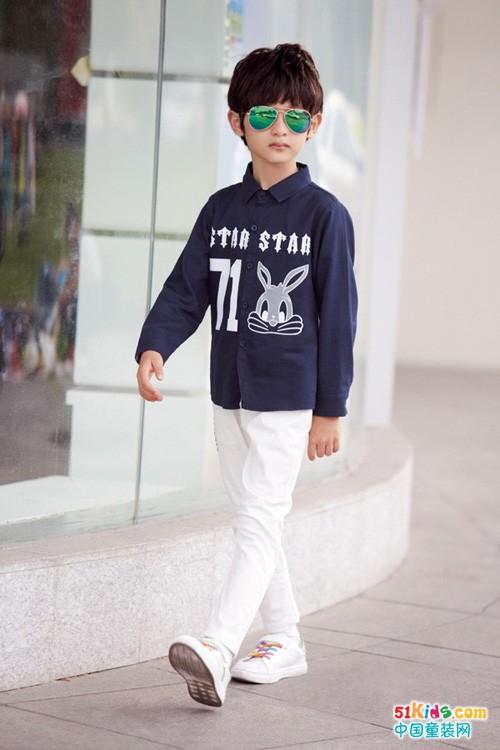 妈咪之星童装 今夏怎样才能帅和酷
