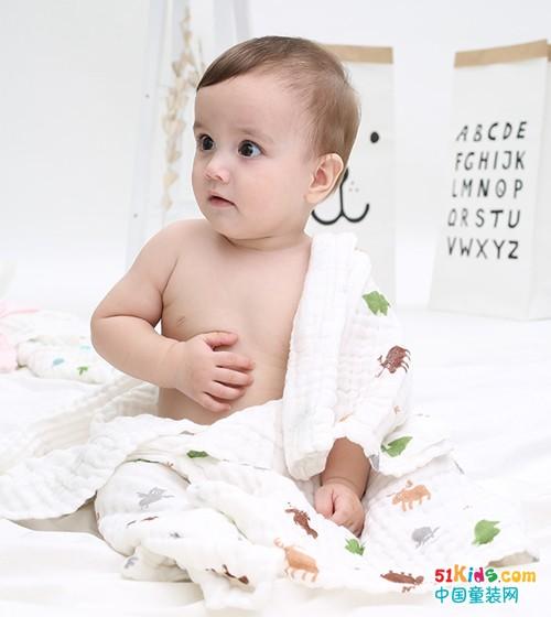 植棉制婴童装 妈妈的味道