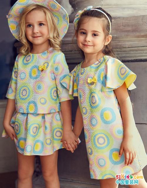 安娜与艾伦童装 夏季新款来袭