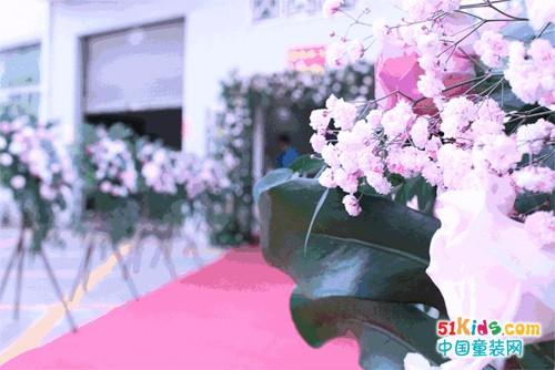 童戈丨「致梦想·迎未来」18冬&年装时尚新品发布会进行中...
